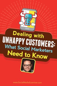 Does your business respond to customers via social media?  Are you prepared to deal with upset customers?  To discover how to turn unhappy customers into happy fans, Michael Stelzner interviews @jaybaer. Via @smexaminer.