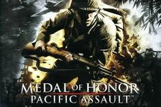 medal of honor Assault pacific - GAME PC !
