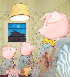 El Libro de los Cerdos. Anthony Browne.