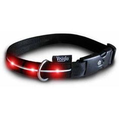 Small Visiglo LED   Dog/ Cat Collar with Batteries  Today $27.99  Item #: 11286316  Stylish and functional, Visiglo LED collar is great for small dogs or cats  Pet supplies LED light flashes so your dog or cat is visible at night  Pet gift will run on only two (2) CR2025 batteries (included).