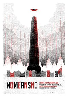 GigPosters.com - Pack A.d., The - Nomeansno
