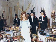 1972 Rothschild Illuminati Party