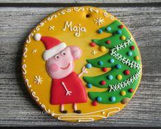 Christmas Peppa the Pig