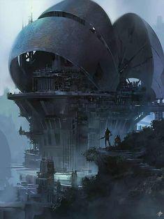 Sci-Fi art - Imgur