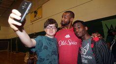 El poder de los selfies y las redes sociales