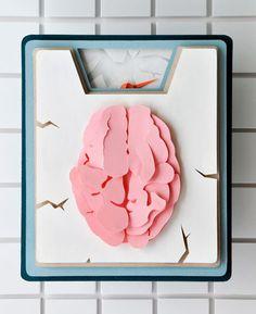 paper brain!