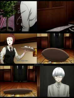 Kaneki ken. I want you go back to anteiku... #KanekiKen #HalfKakuja??