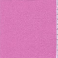 Carnation Pink Linen Suiting