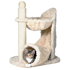 Trixie Pet Products Gandia Cat Tree Furniture Scratchers Supplies for sale online Diy Cat Scratching Post, Cat Condo, Cat Scratcher, Cat Supplies, Cat Tree, Cat Furniture, Cool Cats, Cats And Kittens, Dog Cat