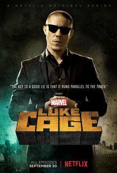 New LUKE CAGE Character Posters Spotlight Alfre Woodard As Mariah Dillard &…