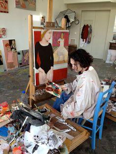 http://www.galerieartis.fr/peintres/cecile-veilhan/