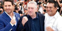 Roberto Duran en el estreno de su película en Festival de Cine en Cannes | A Son De Salsa