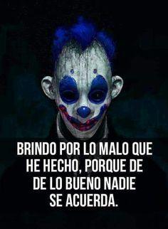 ☆ Me caen mal. Wisdom Quotes, Life Quotes, Quotes Español, Joker Heath, Accel World, Quotes En Espanol, Joker Quotes, Powerful Quotes, Spanish Quotes