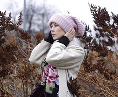 Tak.Ori made in Italy beanie St.Moritz from collection FW14