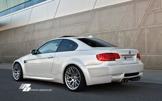 PRIOR-DESIGN PD-M Widebody Aerodynamic-Kit for BMW 3-Series [E92/E93] - PRIOR-DESIGN Exclusive Tuning