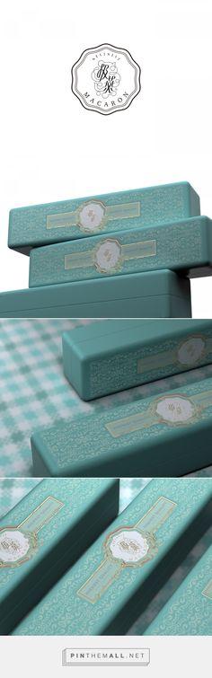 Nextnest Macaroon Packaging by Tiger Pan   Fivestar Branding Agency – Design and Branding Agency & Curated Inspiration Gallery