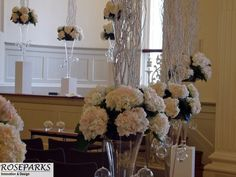 Wedding ceremony in Assembly Rooms Edinburgh