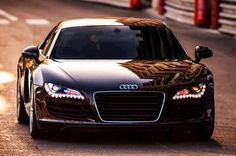 Audi Lovers This One for You....