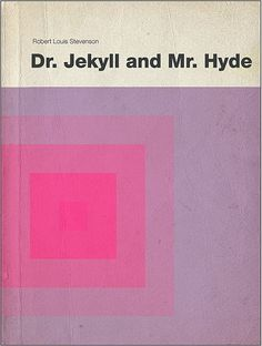 Jekyll and Hyde - Great vintage book cover design Book Cover Design, Book Cover Art, Book Design, Design Art, Interior Design, Best Book Covers, Vintage Book Covers, Vintage Penguin, Penguin Books