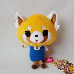 34 Best Aggretsuko by SquishiesJubilee.com images  e07f9f89441e8