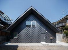 Casa Elefante, Kyoto, Japón - Hiromu Nakanishi Architects - © Kai Nakamura