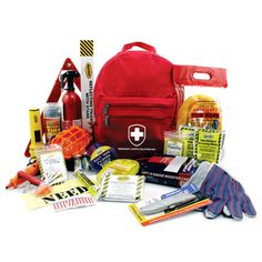 @Overstock - Urban Road Warrior 23-piece Road Emergency Kit - Be prepared for a roadside emergency with this Urban Road Warrior 23-piece kit. Including items from wet wipes and a poncho to a first aid kit and jumper cables, this convenient safety kit is held in a heavy-duty backpack.  http://www.overstock.com/Emergency-Preparedness/Urban-Road-Warrior-23-piece-Road-Emergency-Kit/9667841/product.html?CID=214117 $64.99