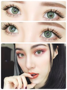 Freshlook Colorblends Gemstone Green in 2019 color contact green color lenses - Green Things Hazel Eyes Hair Color, Hazel Color, Eye Color, Green Colored Contacts, Prescription Colored Contacts, Natural Color Contacts, Eye Contact Lenses, Coloured Contact Lenses, Dark Eyes