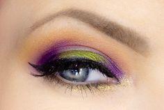 Fun & Fresh Spring https://www.makeupbee.com/look.php?look_id=85058 2am, Acidberry, Buttercupcake, Goldilux, Bulletproof. Tutorial
