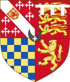 Coat of arms of Howard Earls of Suffolk.