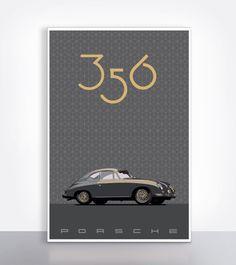 Gray Porsche 356 hexagon pattern.jpg