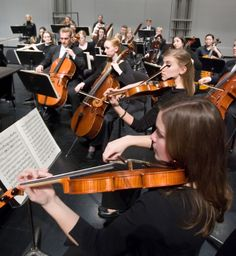 Chamber Orchestra | BYU Orchestra, Violin, Music Instruments, Musical Instruments, Band