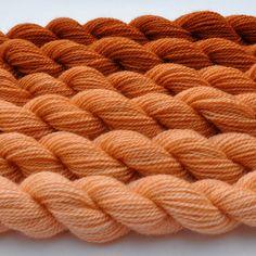 Shell Gradated Yarn Set