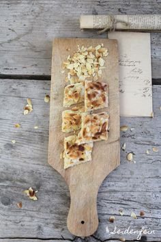 seidenfeins Blog vom schönen Landleben: Mandelkekse * Almond biscuit