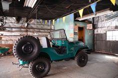 1960 Willys CJ-5, Ground up Restoration