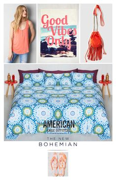 """The New Bohemian with American Eagle Outfitters: Contest Entry"" by yours-styling-best-friend ❤ liked on Polyvore"