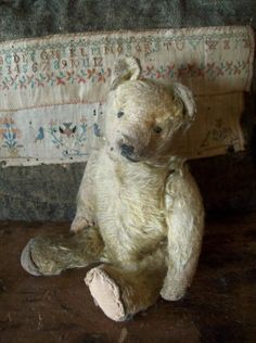 Sweet Tattered Teddy