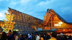 Last days of Expo 2015. A walk in China's pavilion. For more travel news & videos download our FREE All-In-One Travel App from Google play at https://play.google.com/store/apps/details?id=com.app.app35c445408b16&hl=en #expo2015 #expoMilano2015 #expo2015milano #Milanoexpo2015 #expo2015biglietti #worldexpo2015 #fieramilano #milanoexpo #expodimilano #milano2015 #MilanItaly #milan #Milano #Thingstodoinmilan #expoItaly #italy #italia #china