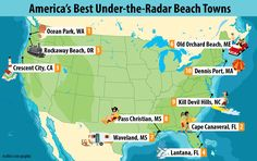 America's Best Under-the-Radar (and Affordable!) Beach Towns – Real Estate News and Advice – realtor.com