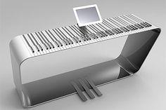Alpha-Piano für Lady Gaga