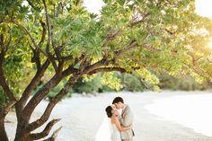 Likuliku - Fiji Wedding Photographers - Kama Catch Me