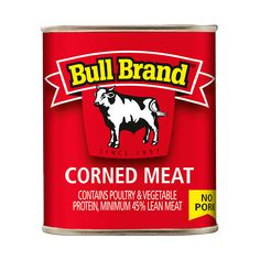 Few things are as heartwarmingly as a bowl of mac and cheese. Add Bull Brand Corned Meat to the mix to enhance the flavour and nutritional value. Easy Mac And Cheese, Macaroni N Cheese Recipe, Meat And Cheese, Cheese Recipes, African Salad, Corned Beef Recipes, Vegetable Protein, Oven Dishes, Milk And Eggs