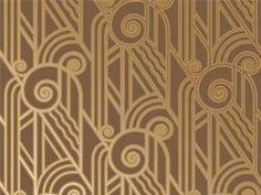 textiles art deco - Buscar con Google