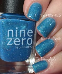 The PolishAholic: Nine Zero Lacquer Valley Isle Collection - Trade Winds