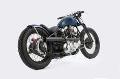 Sportster Motorbike Photography