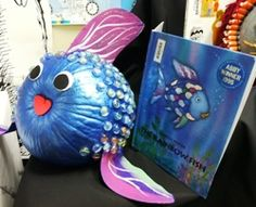 Rainbow Fish picture books by Marcus Pfister