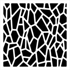The Crafters Workshop Templates - Giraffe Print :)-Stencil Size: Star Outline, Origami, 3 Gif, Flora Und Fauna, Gelli Arts, Silhouette Portrait, Silhouette Cameo, Giraffe Silhouette, Pen And Watercolor