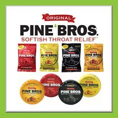Enter the Pine Brothers 15 Piece Variety Prize Package for a chance to win! This and many giveaways on my blog. Enter them all for more chances to win