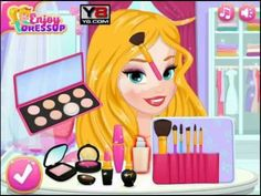 Style barbie dress up games y8