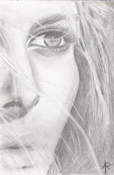 Medium: Pencil Sketch Date: May 4th, 2007 Artist: Ashley Richards