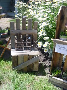 Barn - wood furniture